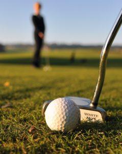 professeur particulier de golf